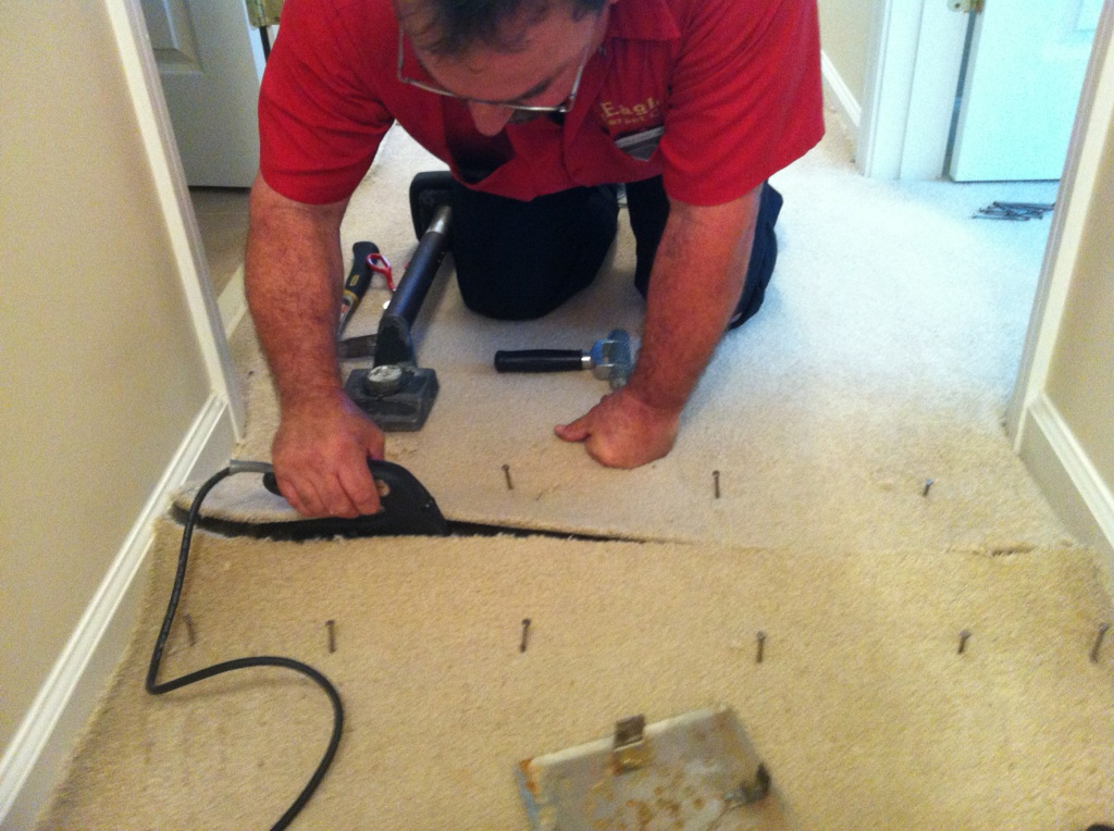 Atlanta Carpet Repair Stretching Seam Repairs